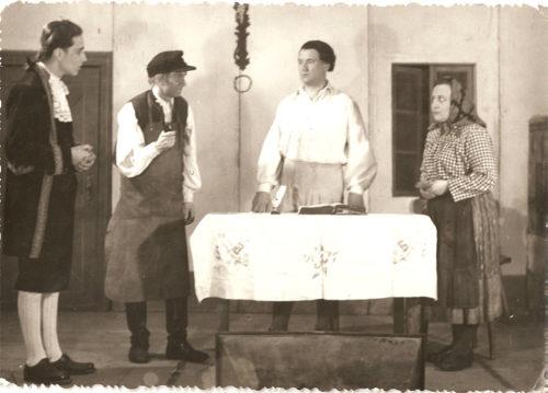 Foto: starokolínští ochotníci