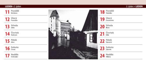Kalendář 2016 náhled