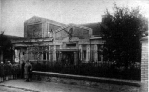 Sokolovna Starý Kolín